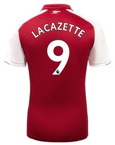 Arsenal Home Kit 2017/18 LACAZETTE