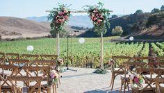 Rustic Countryside Vineyard Ranch Wedding Venue