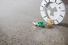 Leštěný beton HTC Superfloor Platinum