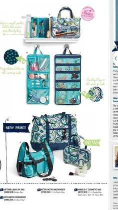 Thirty one Fall 2014! Travel gear!!! New styles and prints!! Check out the online catalog!! http://www.mythirtyone.com/shelbysalyers