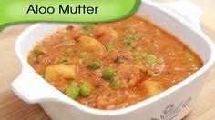 Aloo Mutter | Potato Peas Curry | Indian Main Course Recipe By Ruchi Bharani [HD]