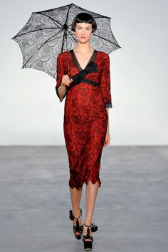 L\'Wren Scott Spring 2014 RTW - Review - Fashion Week - Runway, Fashion Shows and Collections - Vogue