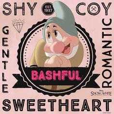 Meet Bashful | Snow White and the Seven Dwarfs