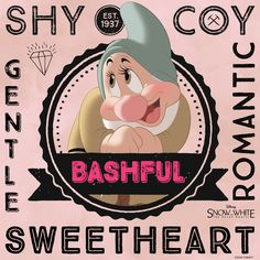 Meet Bashful - Snow White and the Seven Dwarfs