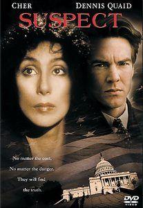 Suspect DVD 2001 starring Singer Cher Dennis Quaid 043396058576 | eBay