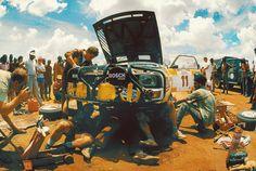 Amjayes Opération Safari.