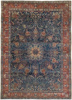 TABRIZ - Northwest Persian 9ft 7in x 13ft 3in 3rd Quarter, 19th Century