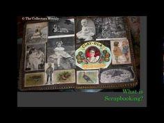 Family History Scrapbooking Talk at WDYTYA? Live Olympia 2013 - YouTube