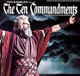The Ten Commandments Movie 1956