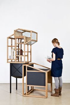 12 | Furniture Inspired By The Unexpected Beauty Of Industrial Architecture | Co.Design: business + innovation + design
