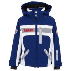 Bogner Blue Andi Technical Ski Jacket