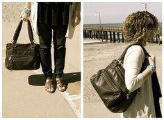 a new camera bag - probably the ginger epiphanie bag in black http://epiphaniebags.com/