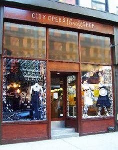 thrift store window ideas - Google Search