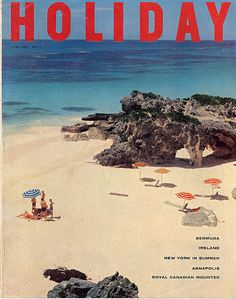 Bermuda. Holiday 1958