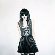 Pictures - Nu Goth & Pastel Goth - Boston Fashion | Examiner.com