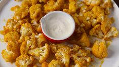 Buffalo Cauliflower Is The Healthiest Way to Get Your Buffalo Fix  - Delish.com