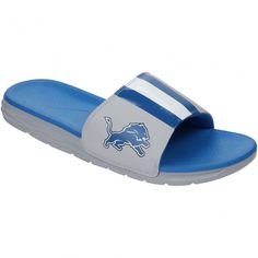 1e09a89a71a6 NFL Nike Men s Benassi Solarsoft - One Pair Team Slides Features  One-piece  synthetic upper with Nike® Fuse technology offers superior comfort