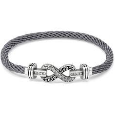 Color Clique Infinity Bracelet 42.00