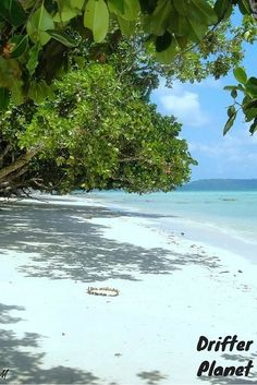 Ever heard of Havelock Island of India? It's a part of the Andaman and Nicobar islands - perhaps the remotest spot on the planet.