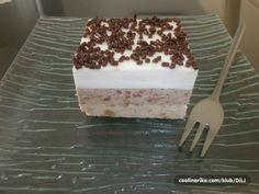 Kolač koji se ne peće, idealan kao ljetna torta...