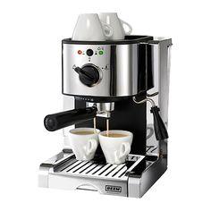 Die BEEM Germany D2000.615 Siebträgermaschine für Espresso im großen Test 2015. Eine günstige Espressomaschine für Einsteiger und ein klares Ja zum Kaufen.