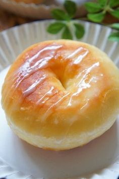 捏ねない!フライパンでふわんふわんほわわわ~ん♪はちみつレモンドーナツ|珍獣ママ オフィシャルブログ「珍獣ママのごはん。」Powered by Ameba
