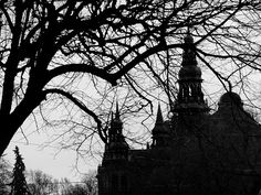 Black and white photography: Stockholm with 49 shades of gray