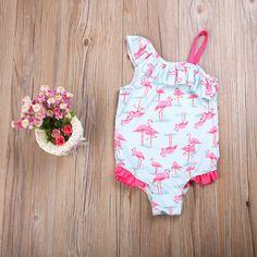 Girls' Baby Clothing Strict 2018 Newborn Kids Baby Girls Boys Swimwear One-piece Swimsuit Bathing Beach Skull Bodysuit Summer Clothing