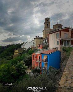 Abruzzo: #SAN #VITO #CHIETINO (CH) Foto di @elassouad #abruz... (volgoabruzzo) (link: http://ift.tt/2cfpYKY )
