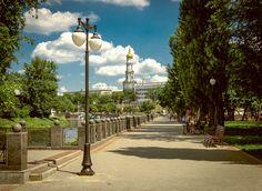 "https://flic.kr/p/eCEX6L | Park ""Arrow"". Kharkov. Ukraine | Парк ""Стрелка"". Харьков. Украина"