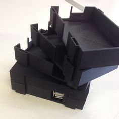 CUBIE BOARD BOX #3Dprinting #3Dprint [more pics on Cults website]