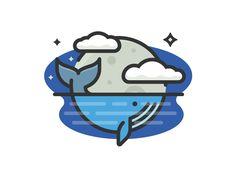 Blue Whale by Scott Lewis
