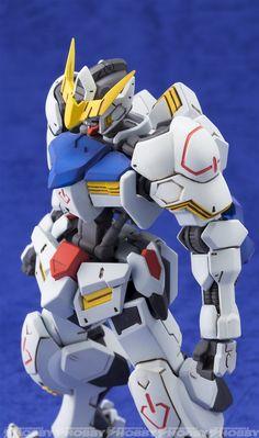 DENGEKI's REVIEW: HG 1/144 Gundam Barbatos: No.20 Big Size Images http://www.gunjap.net/site/?p=280634