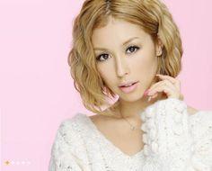 Singer Beni- Japanese and white American.