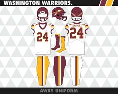 32 Nfl Teams, Football Uniforms, Home Sport, Logo Concept, Sports Logo, Soccer Uniforms