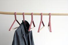 Oksana coat hanger from Bernhard-Burkhard | Remodelista