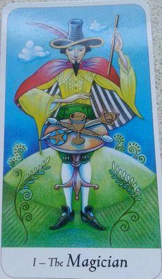 The magician - tarot cards