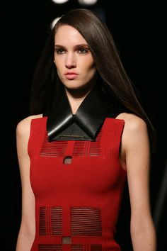 Roland-Mouret fall-2014 red