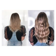 Hairextensions by Maison Maite Hair Extensions, Long Hair Styles, Beauty, Weave Hair Extensions, Extensions Hair, Long Hair Hairdos, Long Hairstyles, Sew In Hairstyles, Beauty Illustration