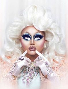 Sang-Young Shin aka Kim Chi - Drag queen, costume designer, artist and entertainer