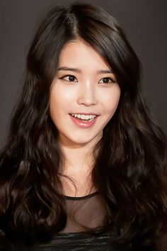 IU, love you!