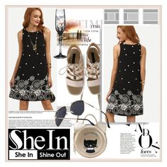 """""""SHEIN"""" by damira-dlxv ❤ liked on Polyvore featuring Varga"""