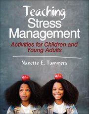 Teaching Stress Management: Activities for Children and Young Adultshelps K-12 teachers equip students with the stress management skills they need for dealing with pressures now and throughout life. The text presents 199 low- to no-cost activities that are proven effective with evidence-based research in handling stress. Teachers will also learn how to incorporate principles of stress management into their lessons and advocate for stress management programs in their schools.