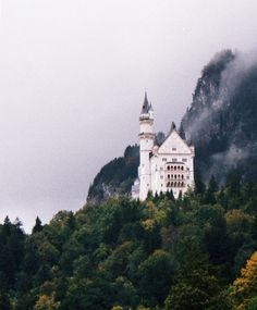 castles on the edge of the Earth