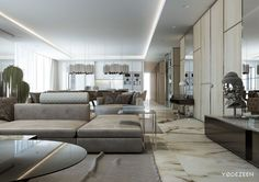 Luxurious residence in Miami by YoDezeen 02
