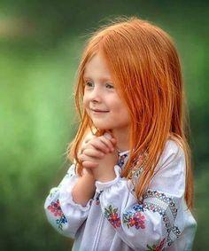 New art girl smile children Ideas Precious Children, Beautiful Children, Beautiful Babies, Beautiful People, Art Children, Beautiful Eyes, Gorgeous Redhead, Beautiful Images, Redhead Girl