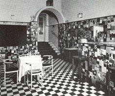 Kabarett Fledermaus 1907