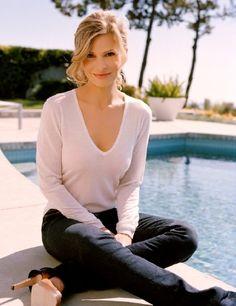 Kyra Sedgwick was born in New York City, NY.