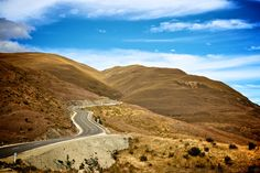 Travel the scenic and beautiful crown range from Queenstown to Wanaka.