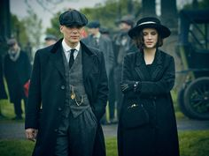 The show-off soundtrack, the roving accents, the clunky exposition – there were plenty of reasons to give up on Peaky Blinders (BBC2) during its first series, but this stylish, flawed drama still built up enough of a following to justify a second series, which began last night.